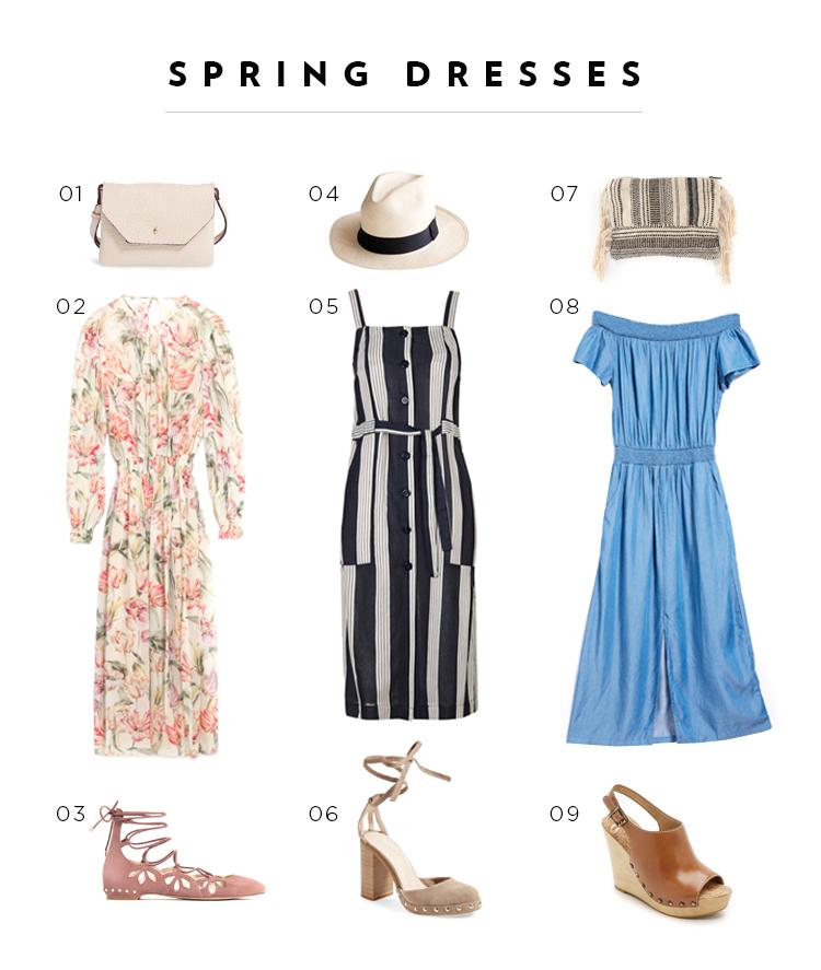 Favorite Spring 2016 Dresses