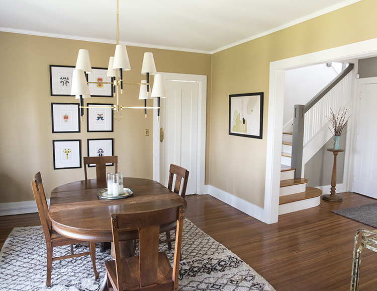 Curated Dining Room