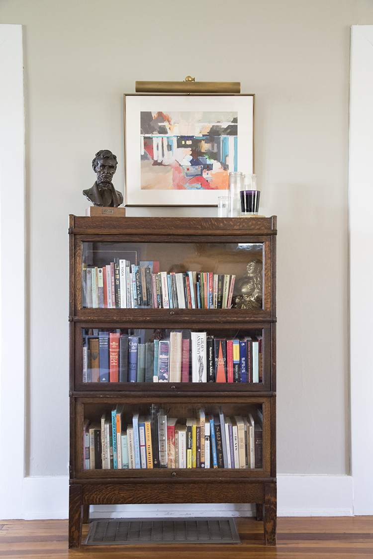 Eclectic Bookcase