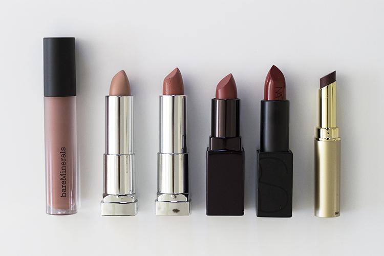 fall lipsticks