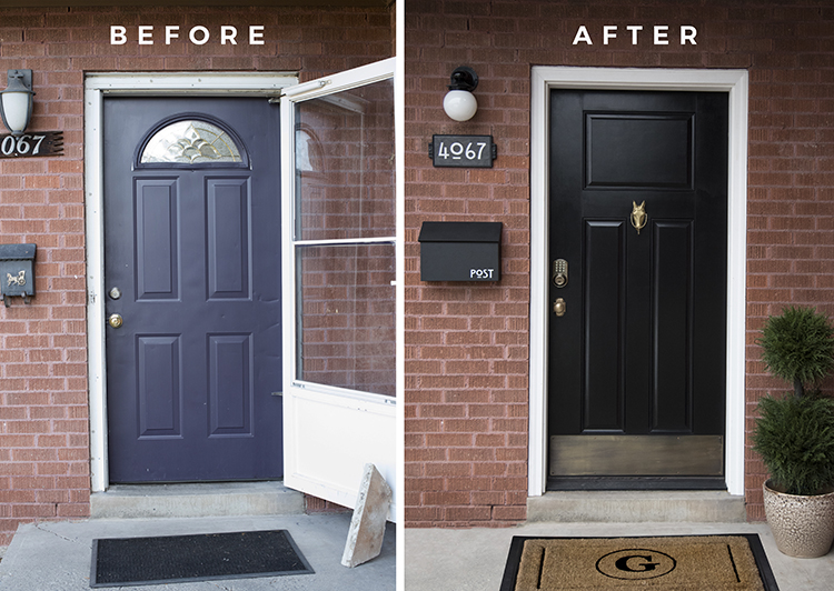 before-and-after-front-entry