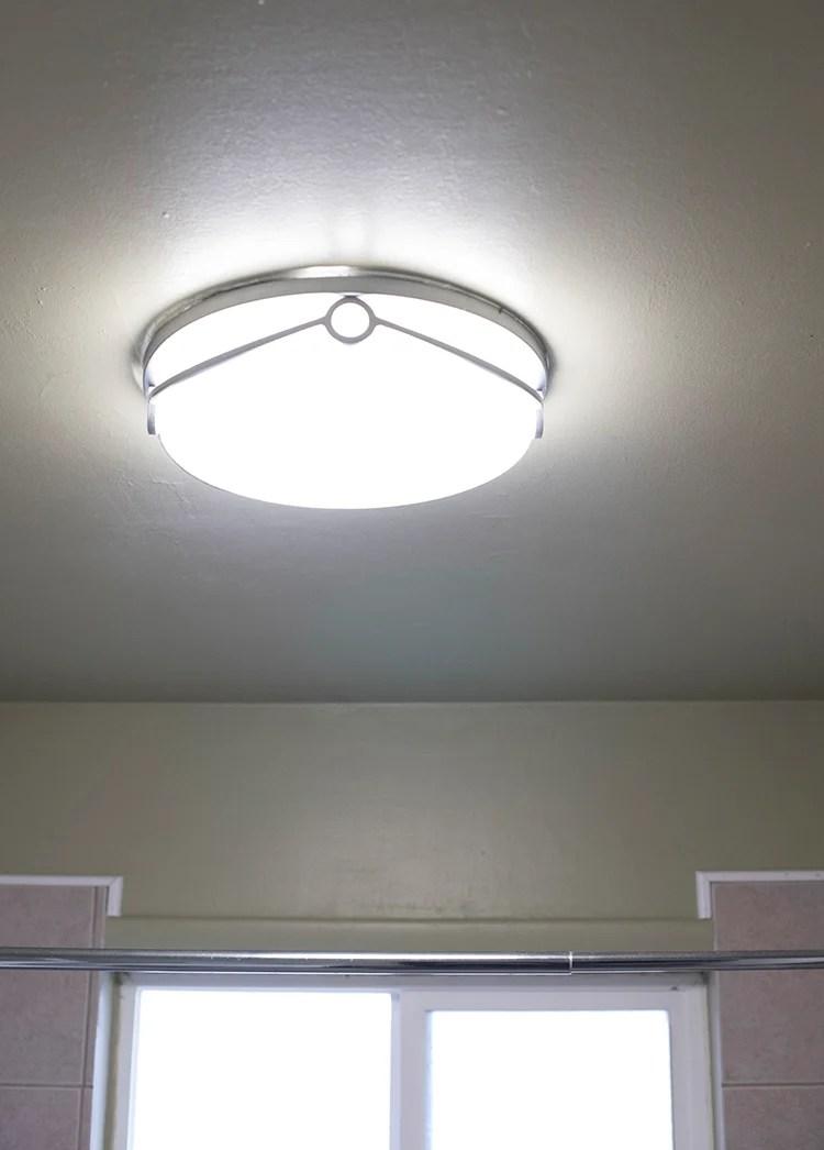 Lighting BEFORE