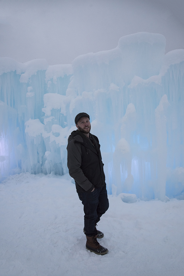 visiting-the-ice-castle