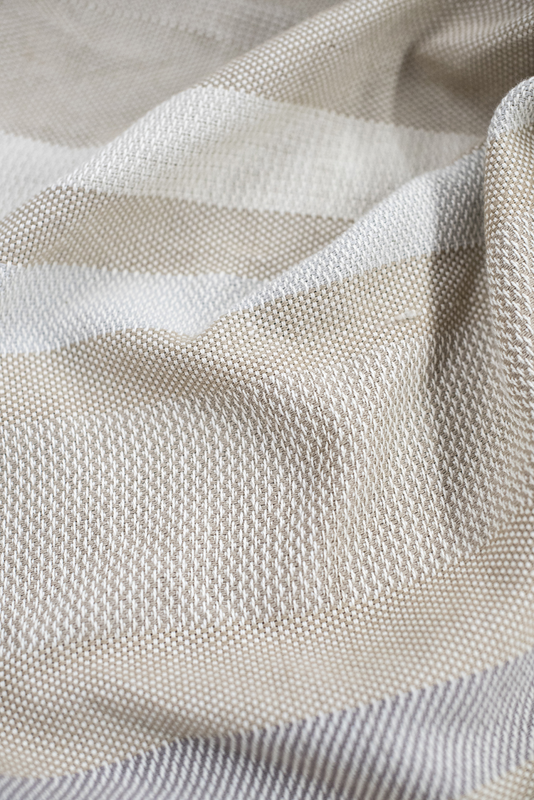Patterned Woven Throw