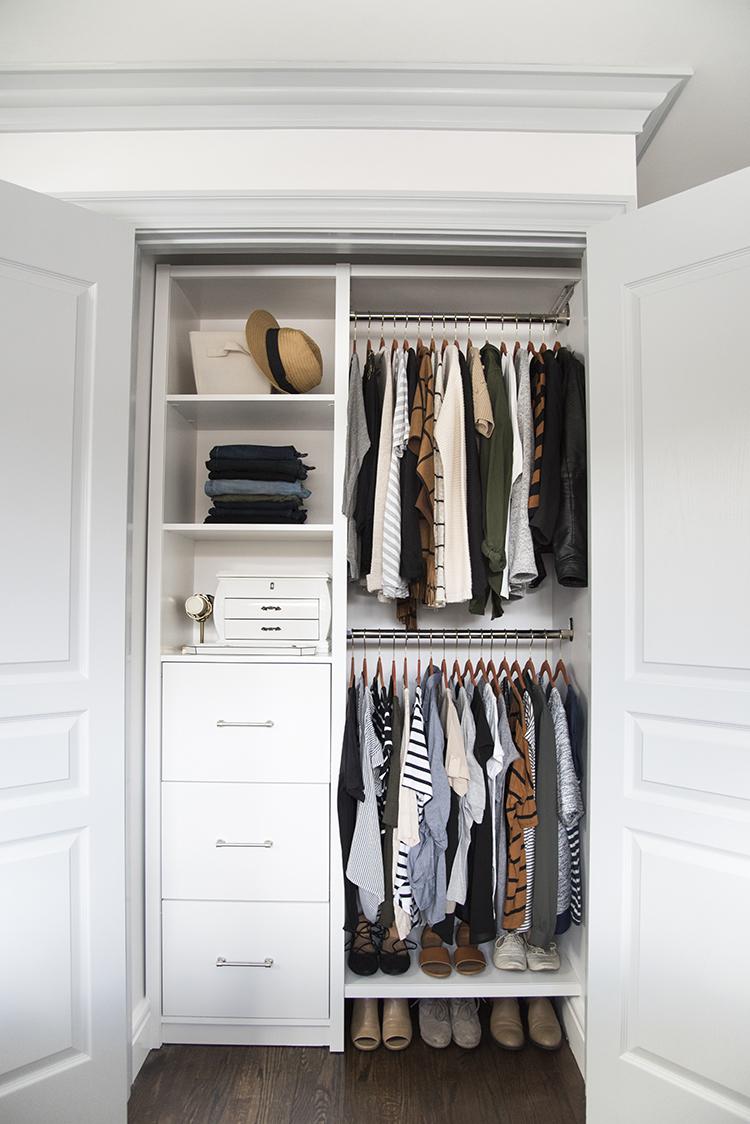 Complete Closet Organization