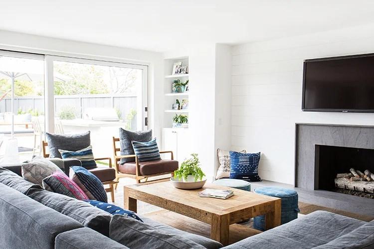 Denim in Living Space