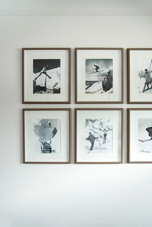 Grid Gallery Wall