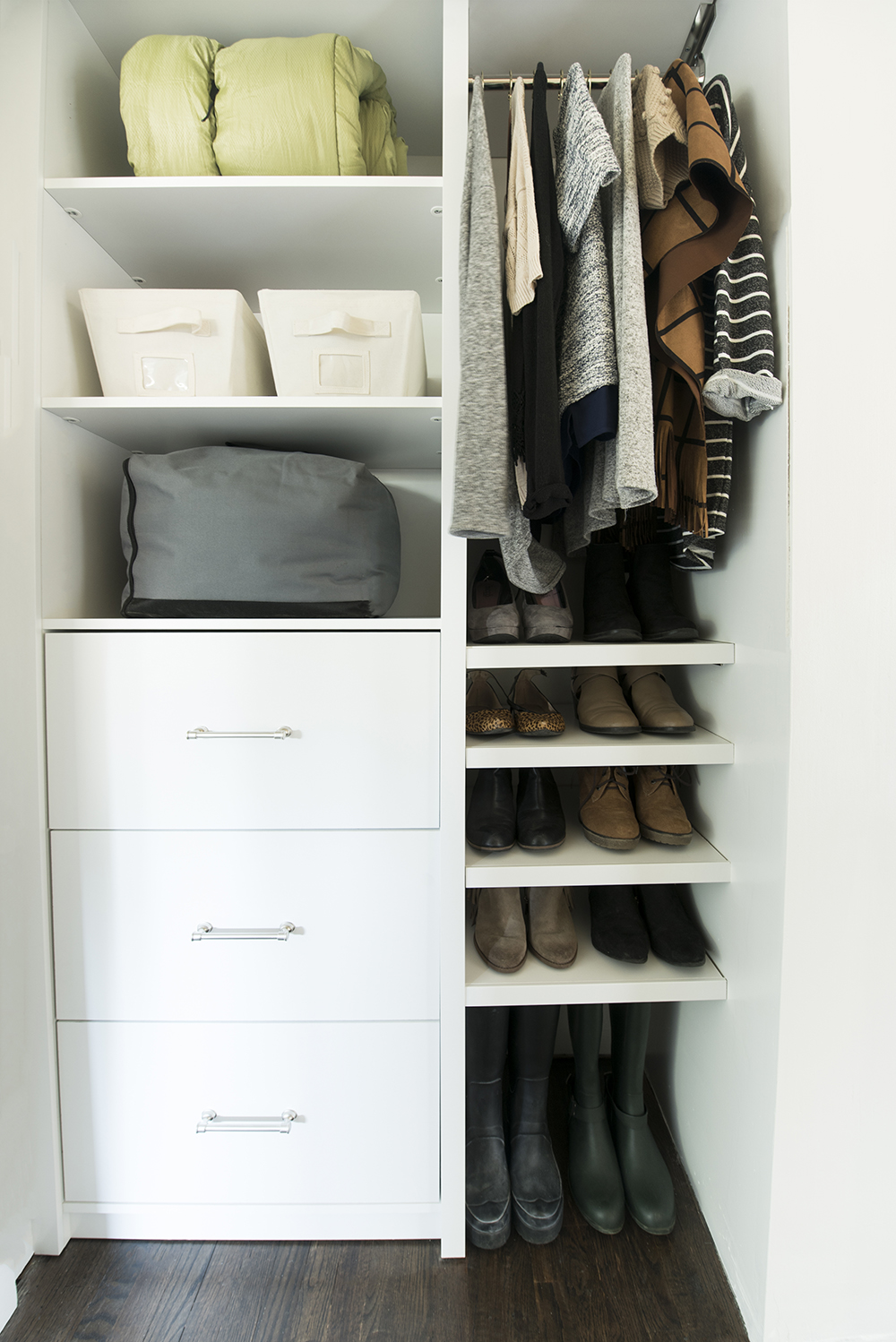 The Last Closet Makeover