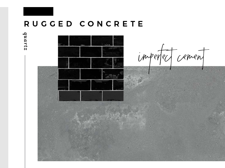rugged concrete