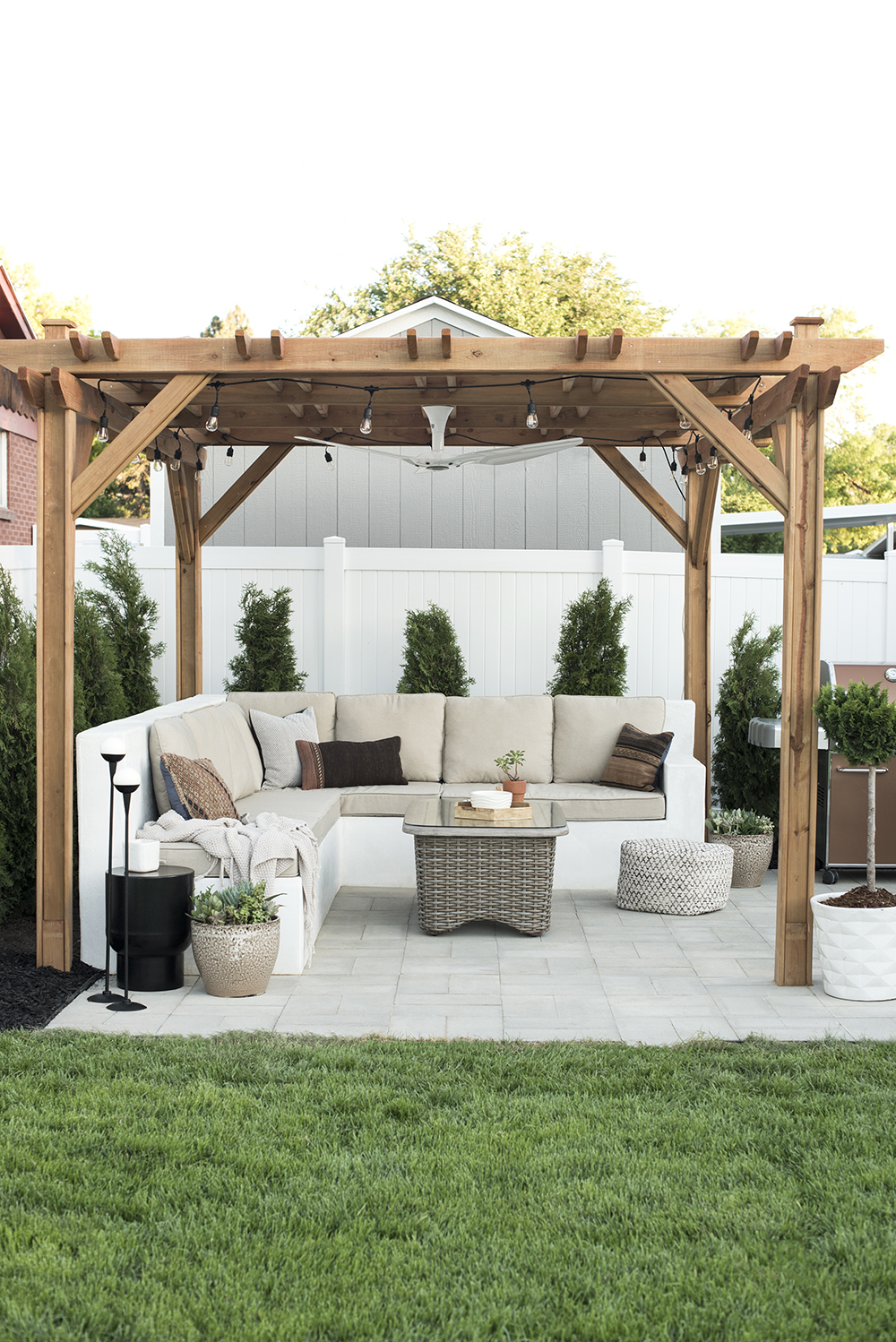 Backyard Budget Breakdown - roomfortuesday.com