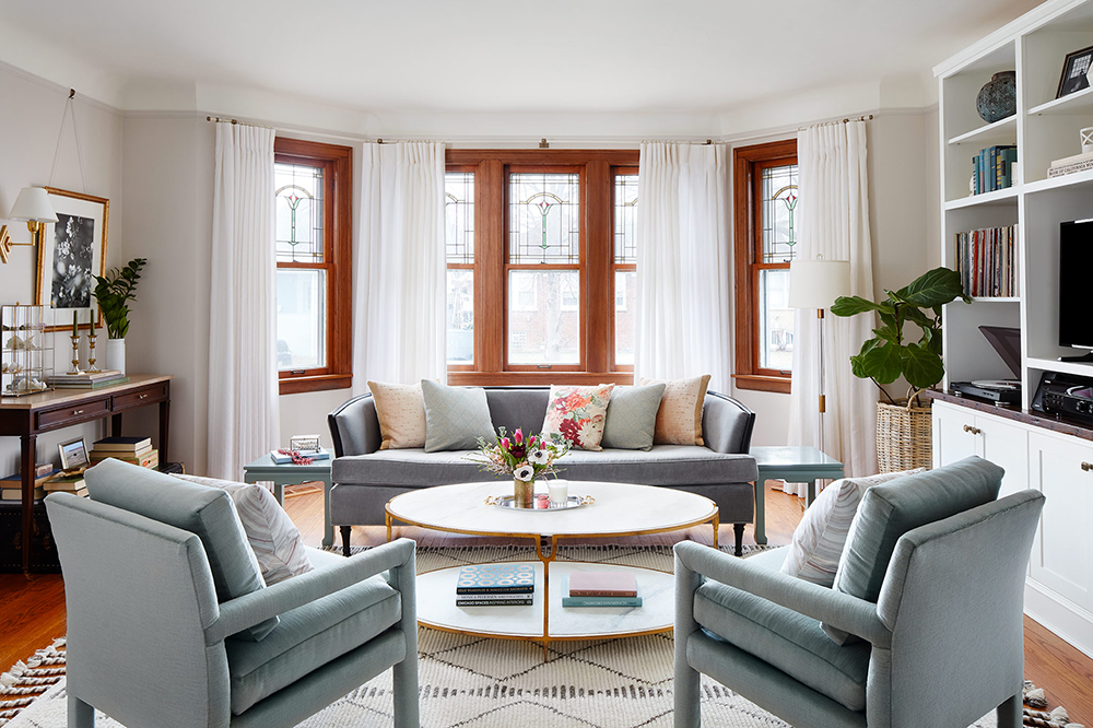 Room For Tuesday & Home Tour : A Collected Chicago Bungalow - Room for Tuesday