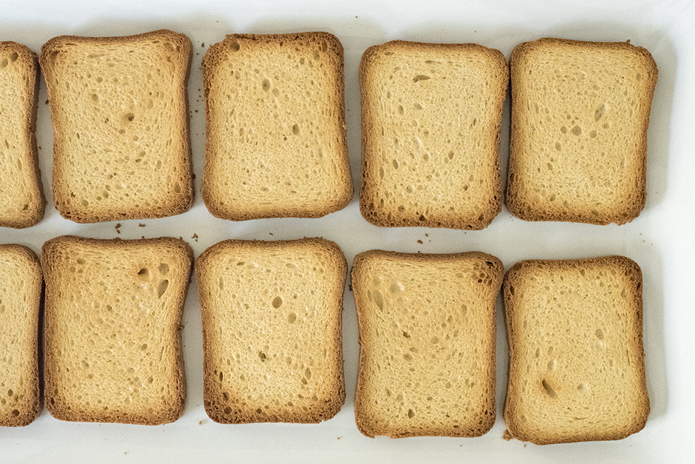 Brioche Toasts