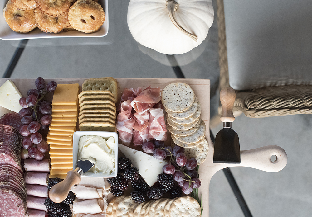 Charcuterie for Fall Entertaining