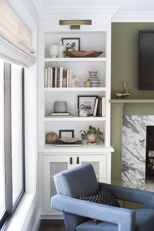 Amazon Shelf Styling