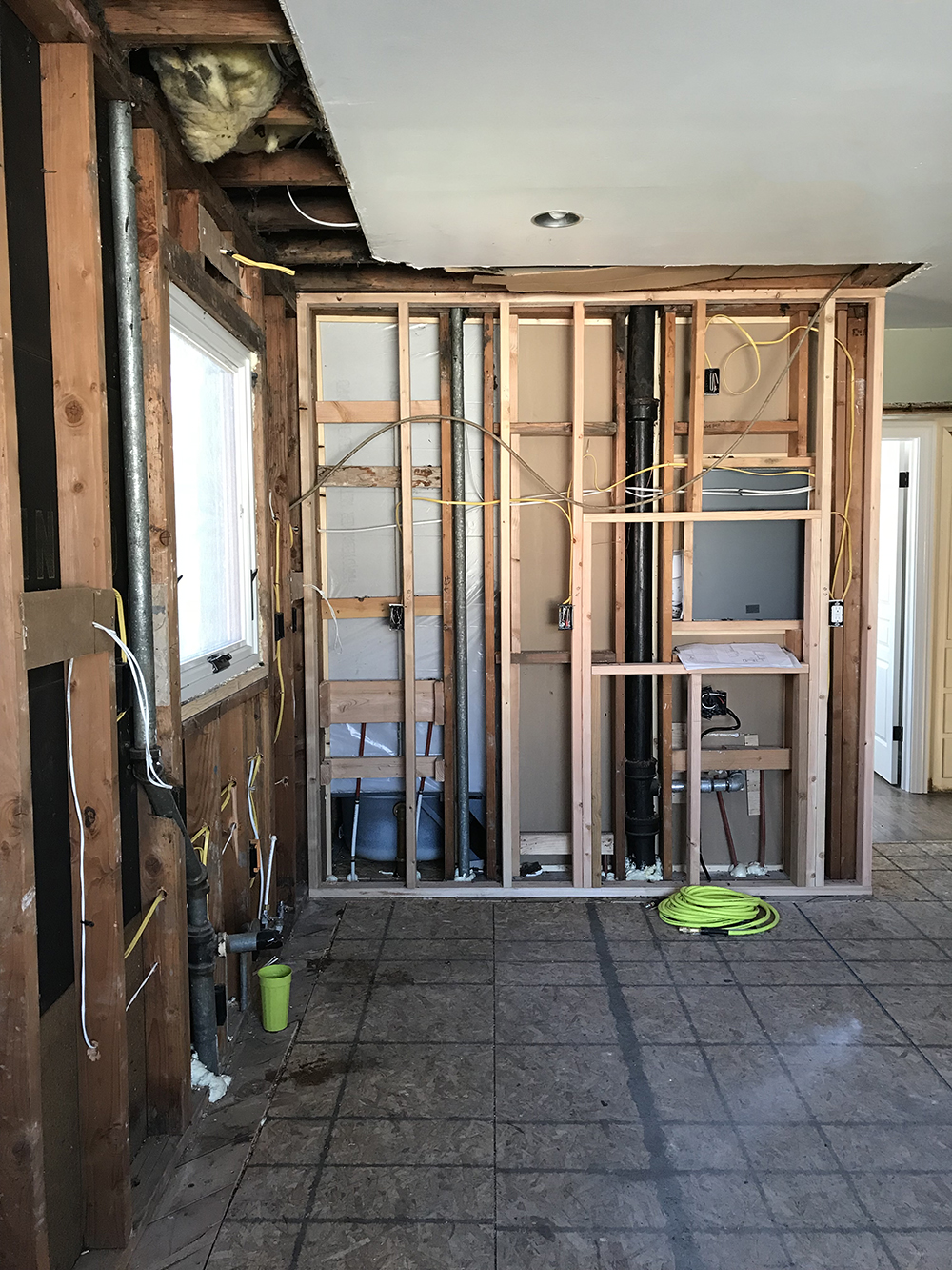 Kitchen Reno – Progress Update #3 - roomfortuesday.com