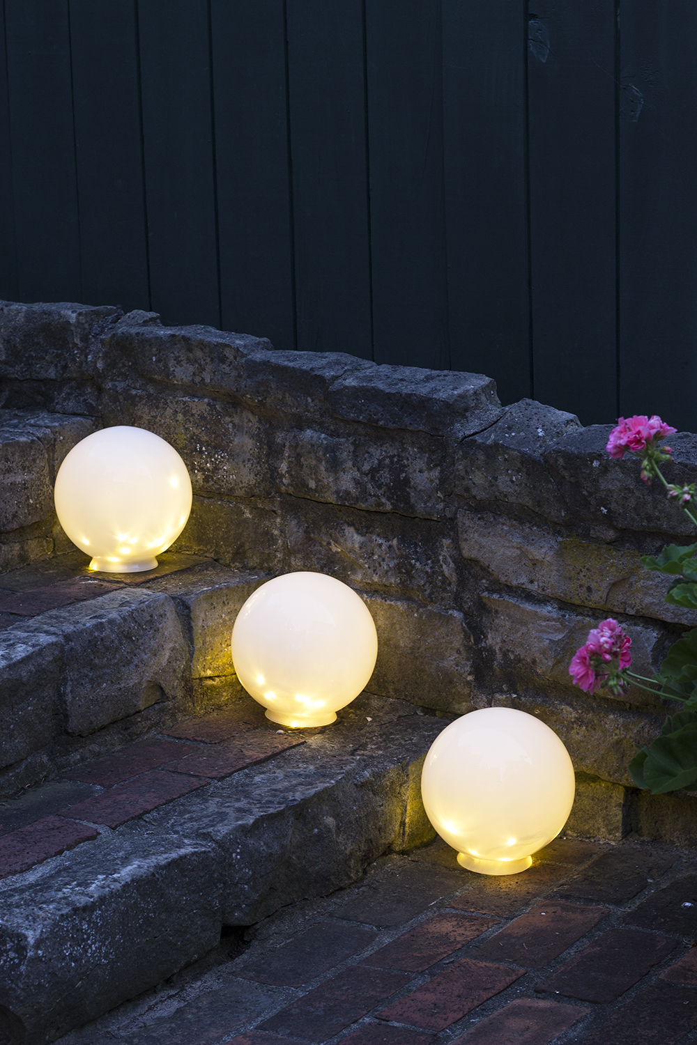 Easy diy outdoor globe lights room for tuesday diy outdoor globe lights aloadofball Images