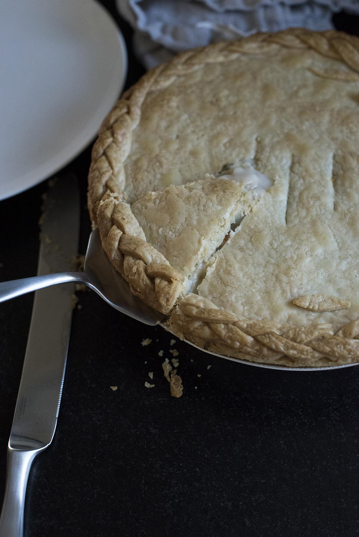 Kitchen Organization & Chicken Pot Pie - roomfortuesday.com