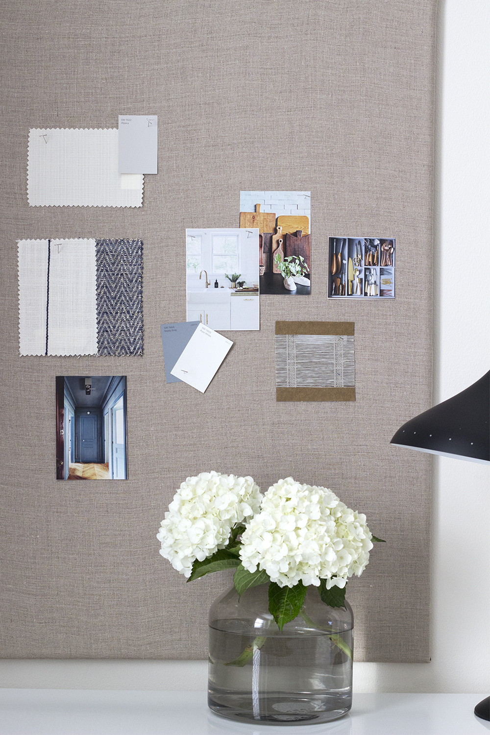 diy inspiration board