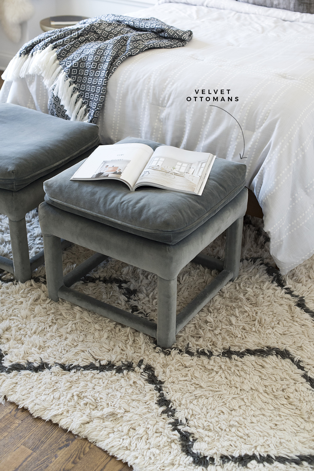Tips for Scoring Used & Vintage Furniture Online - roomfortuesday.com