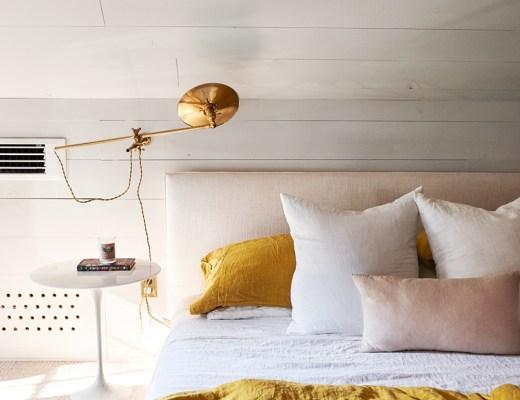 February Moodboard : Mustard - roomfortuesday.com