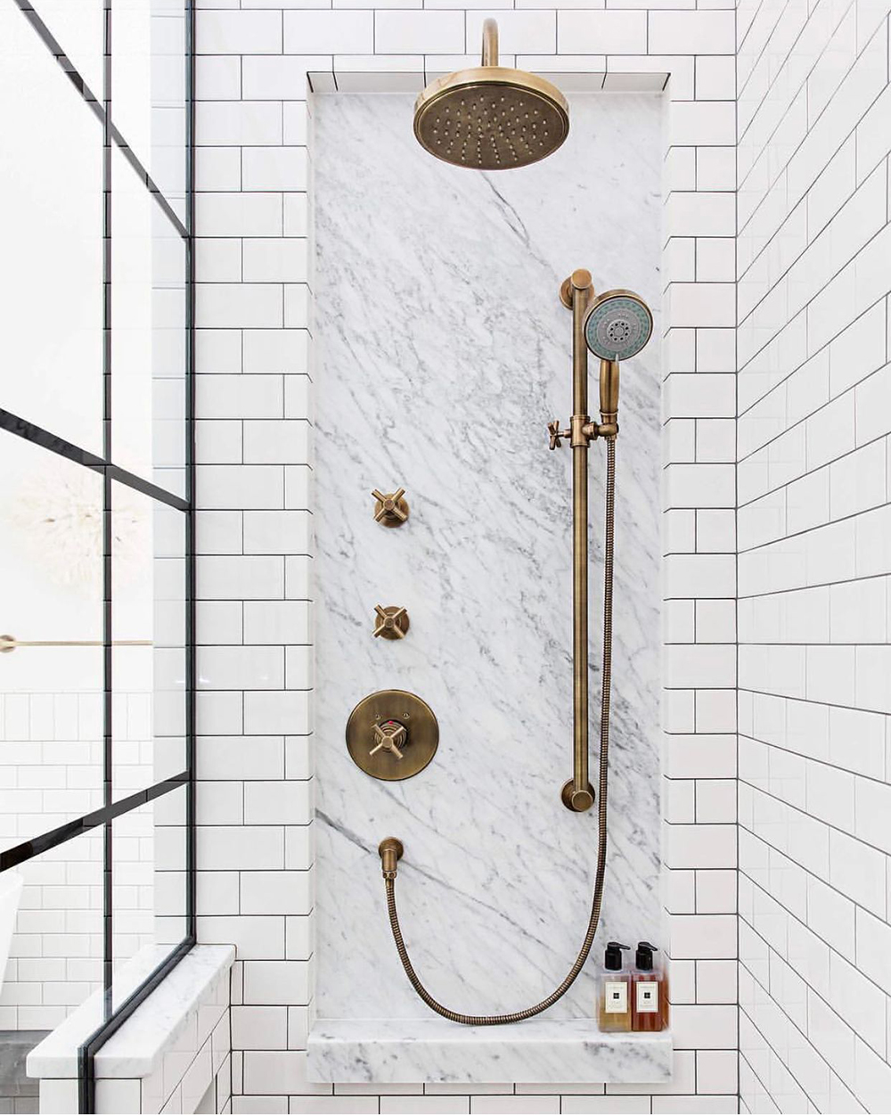 How to Plan and Design a Shower Niche - roomfortuesday.com