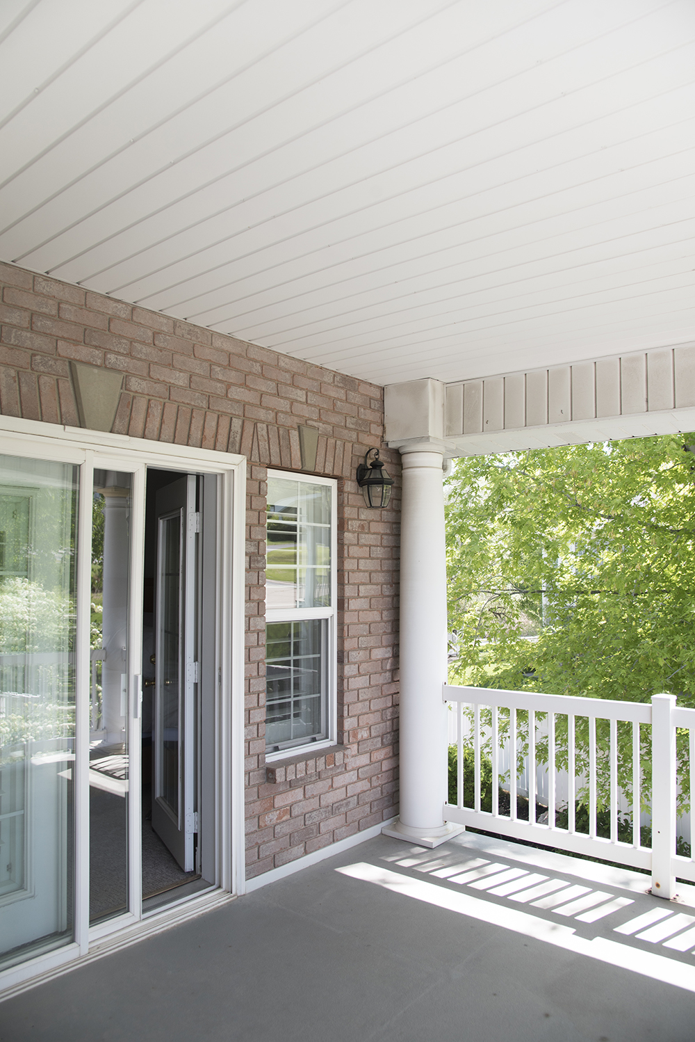 The Bedroom Balcony Plan (+ Before Images) - roomfortuesday.com