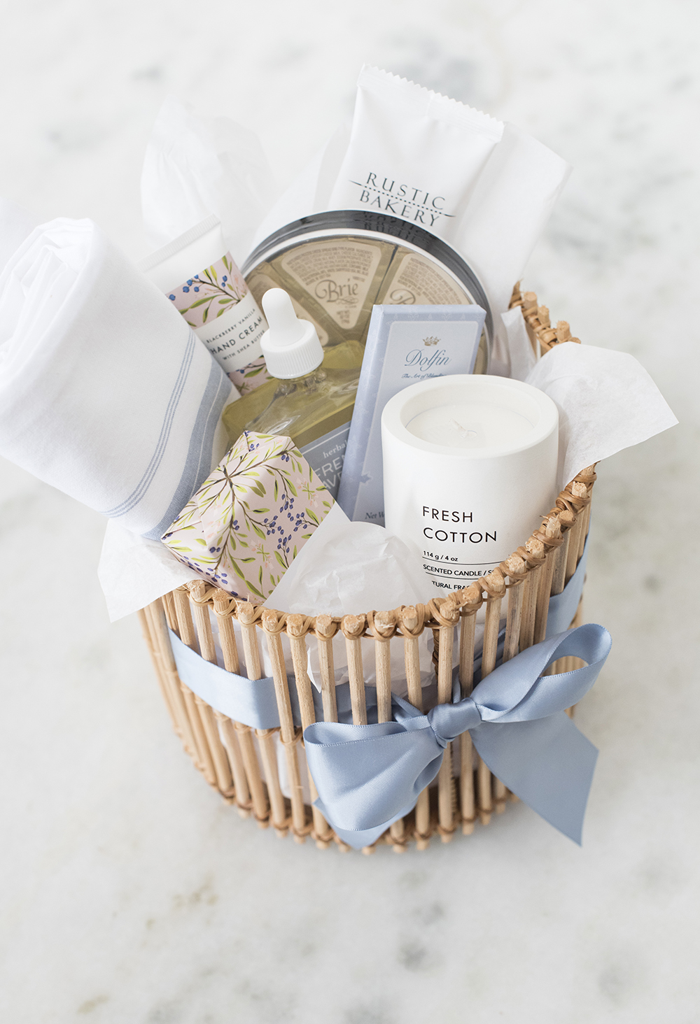 Mother's Day Gift Basket DIY - roomfortuesday.com