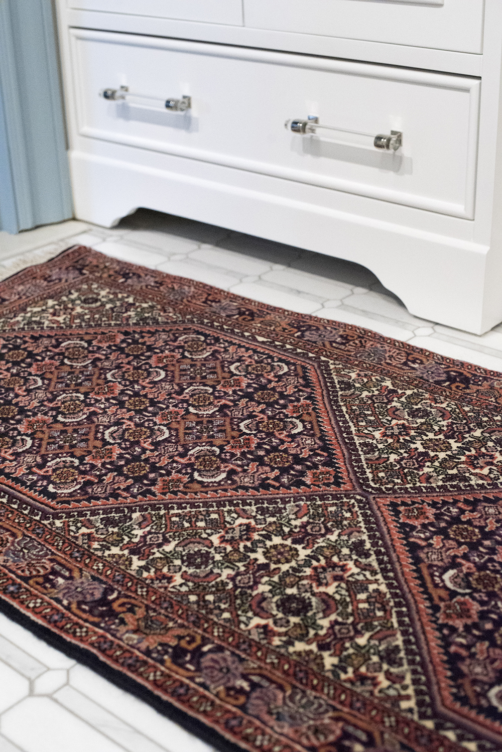 Why You Shouldn't Skip The Rug Pad - roomfortuesday.com