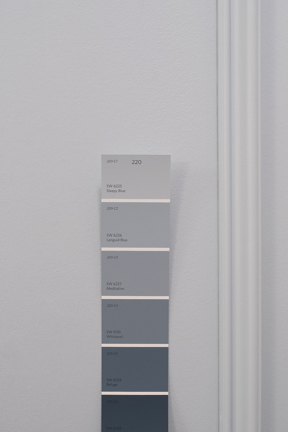 Designer Trick : Choosing the Perfect Paint Color - roomfortuesday.com