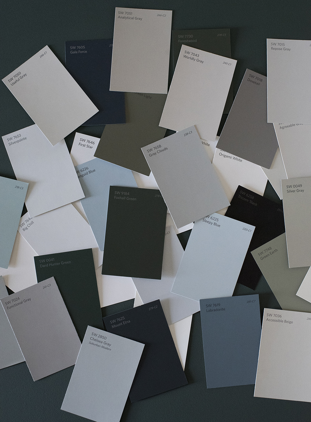 Favorite Paint Colors (As Seen in My Home) - roomfortuesday.com