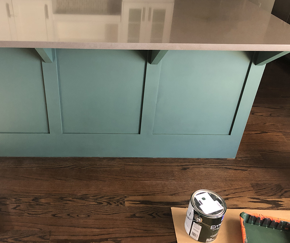 The Impact of Paint : SW Save Me - roomfortuesday.com