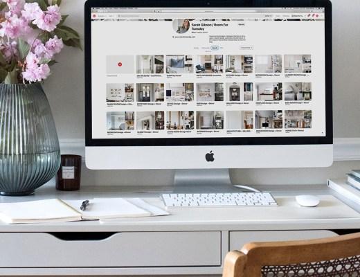 Prevođenje Pinteresta u stvarni život - roomfortuesday.com