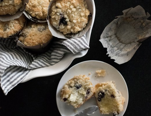 My Favorite Blueberry Muffins - roomfortuesday.com