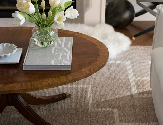 Roundup : Neutral Area Rugs - roomfortuesday.com