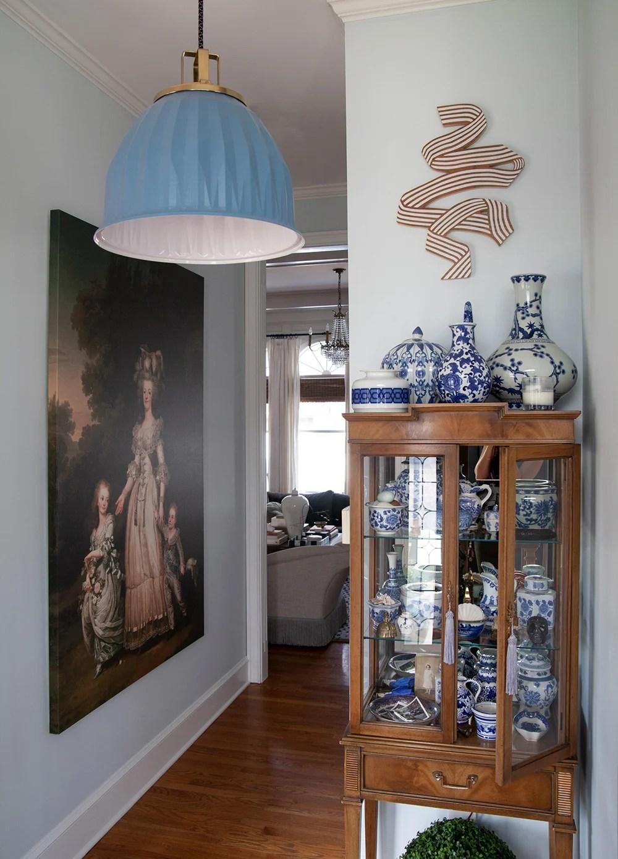 Najbolje od Etsyja: Vintage plavo-bijeli porculan - roomfortuesday.com