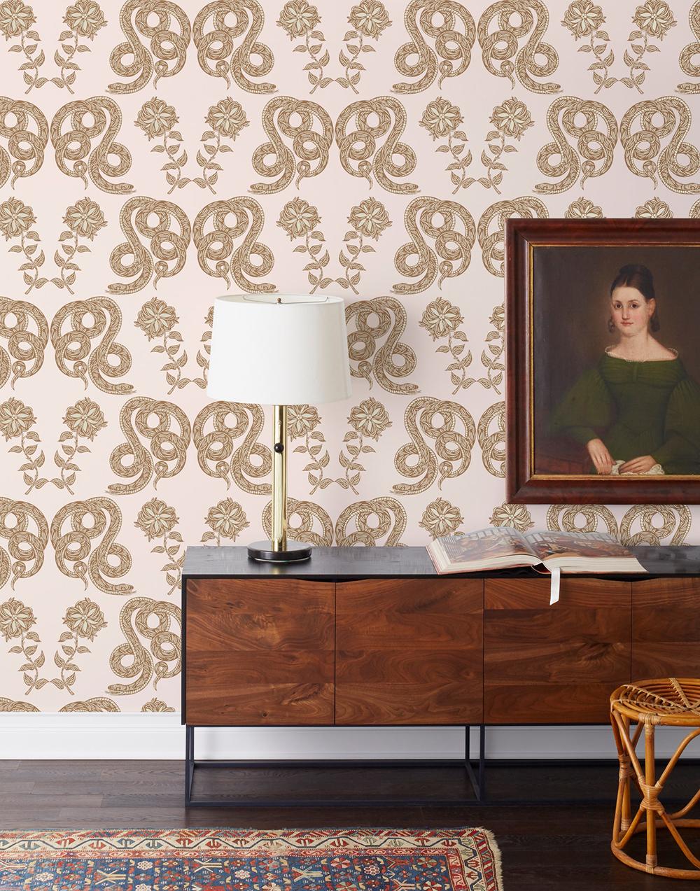 Peggi Posts: Zmije u dizajnu - roomfortuesday.com