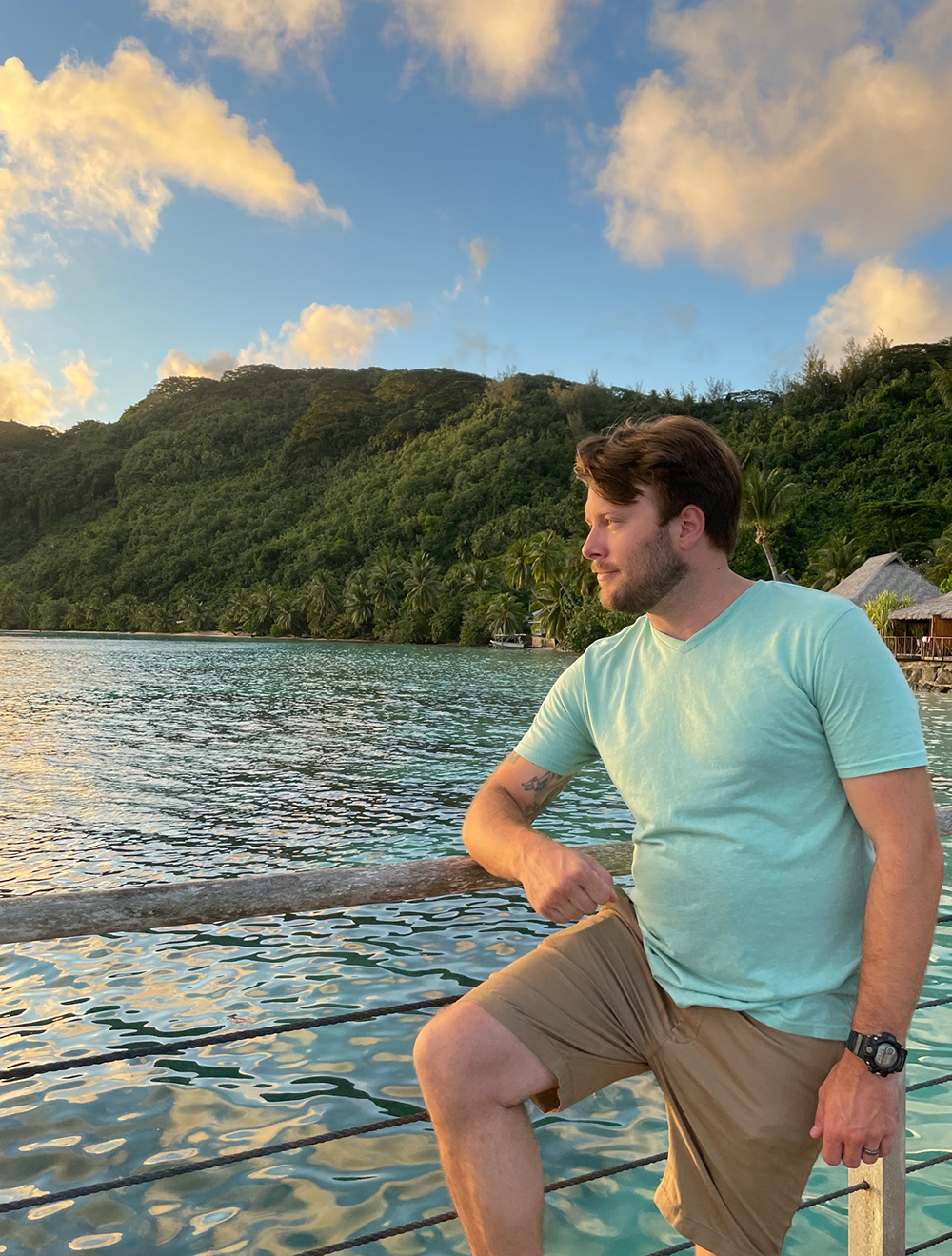 Sailing French Polynesia - roomfortuesday.com