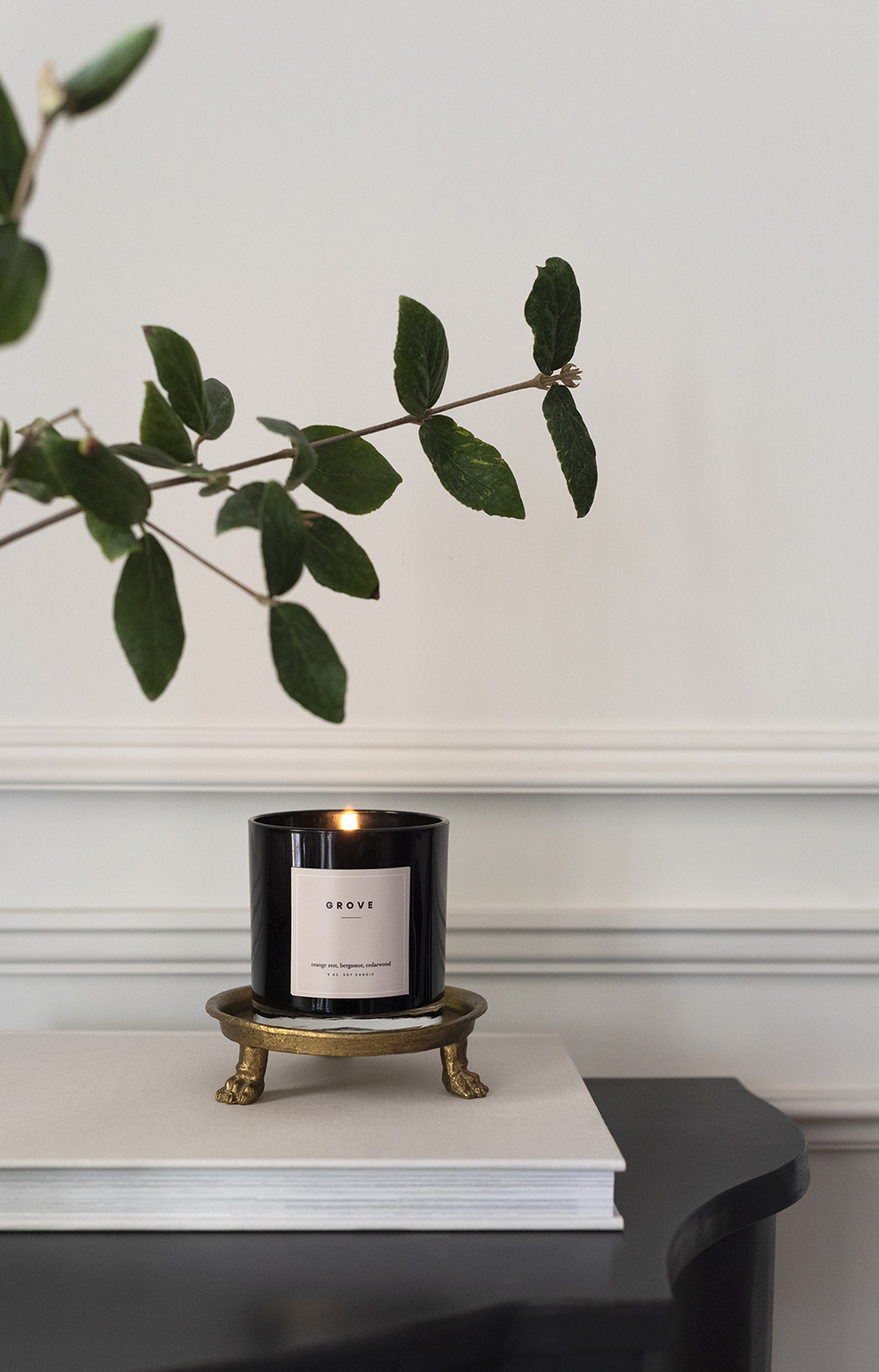 Roundup : Candles for Autumn (+A Giveaway) - roomfortuesday.com