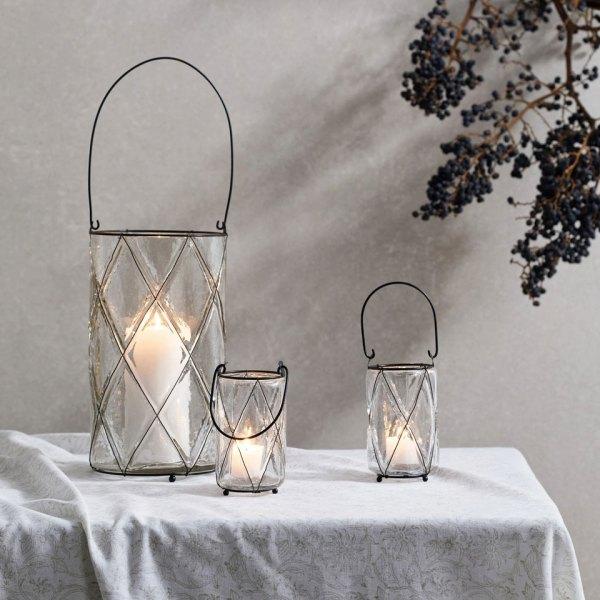 Captured Wire Tealight Holder - Room Fragrances