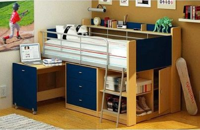 use bunk beds