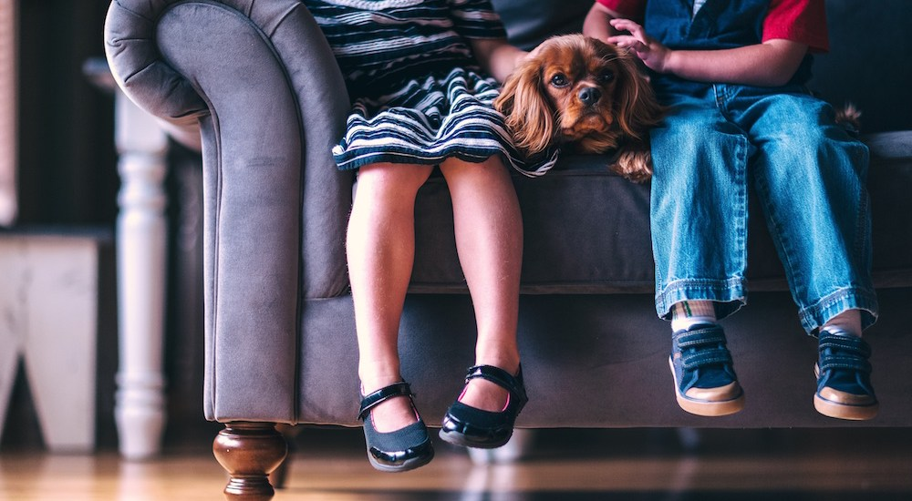 What You Have to Talk About Before Co-Living With Kids