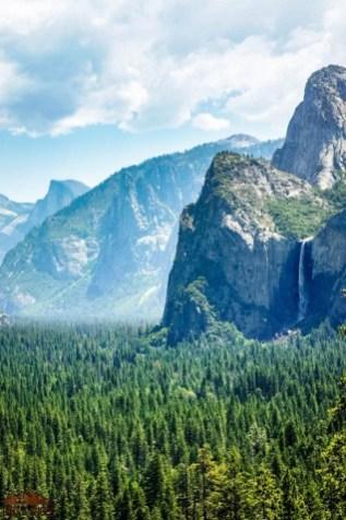 Yosemite Itinerary