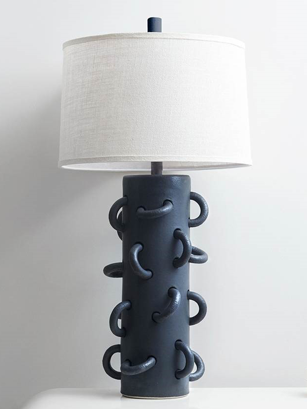 Lupe Lamp in situ