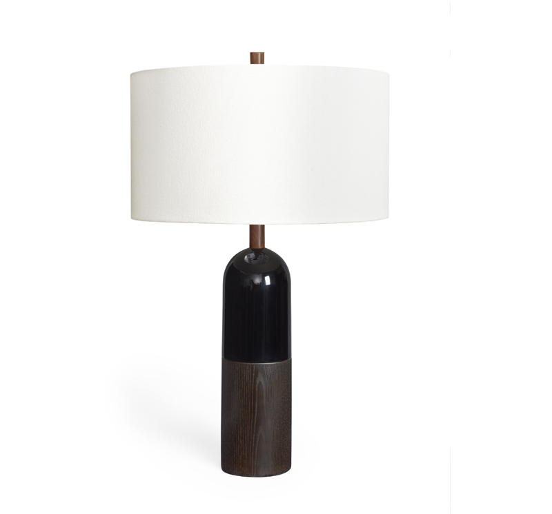 Marais Table Lamp Black 746H