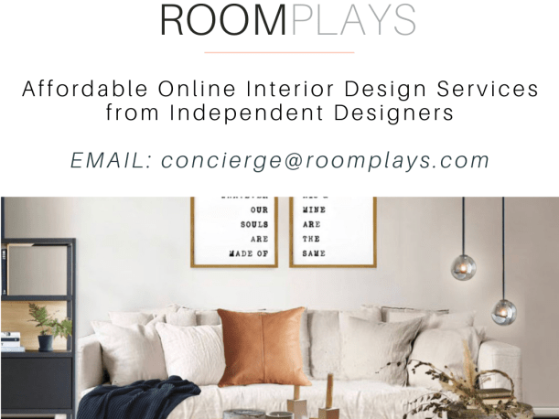 roomplays online interior design services