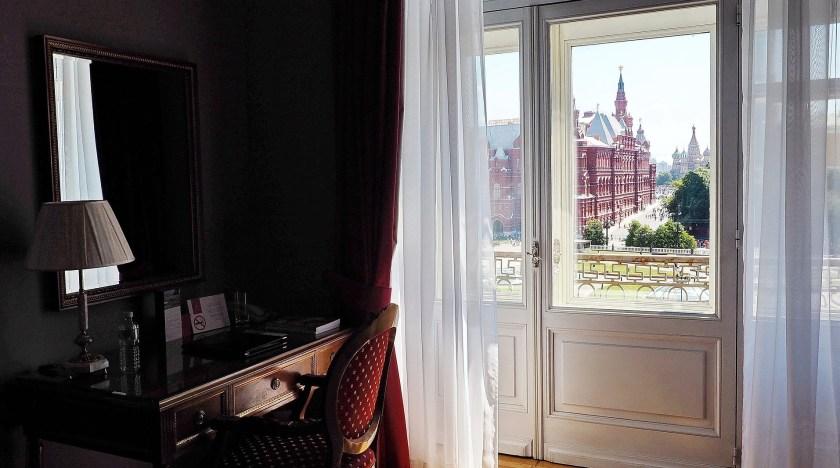 luxury hotel room style