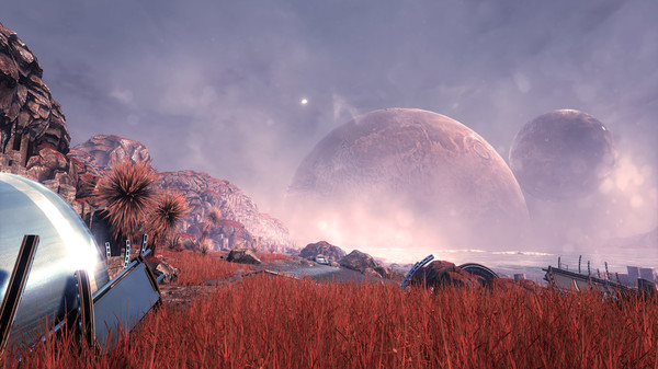 The lush imagery of The Solus Project