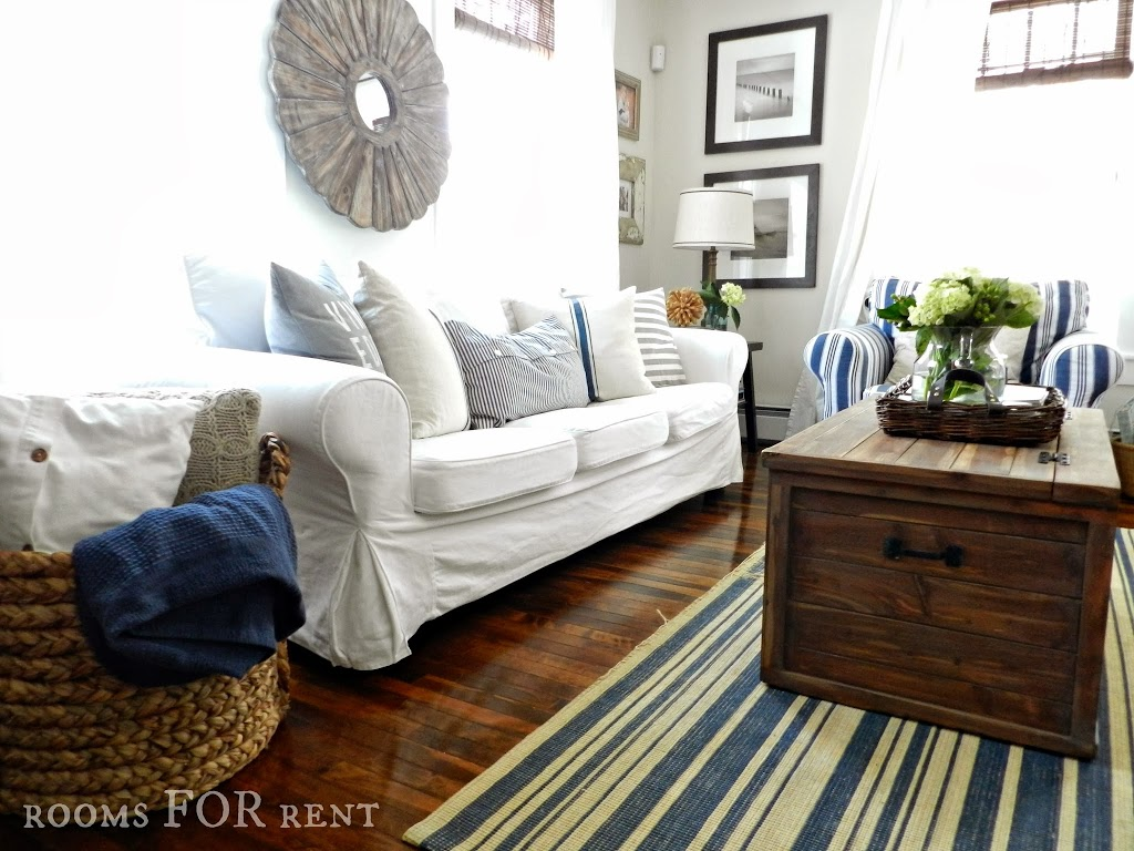 Creating a Neutral Living Room - Rooms For Rent blog