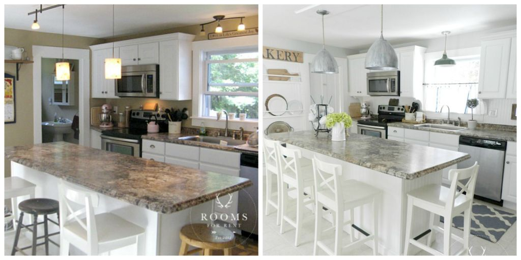 Kitchen Makeover | Rooms FOR Rent Blog