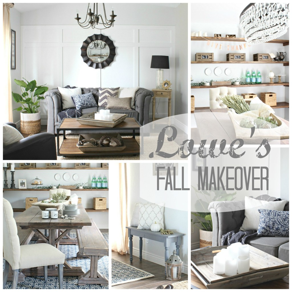 Makeover Collage